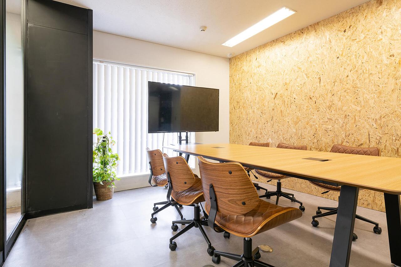 オフィス風景2(会議室)