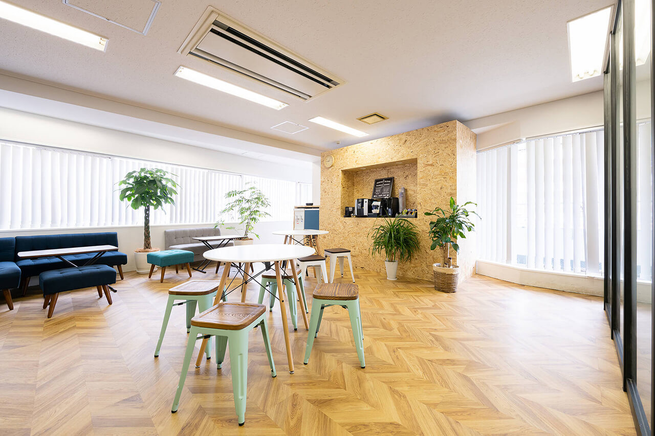オフィス風景3(フリースペース)